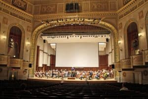 John Williams and Steven Spielberg Visit Detroit for DSO Benefit-[The Awesome Mitten]