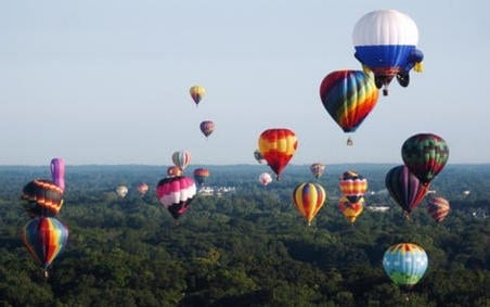 Top 10 Festivals of Jackson