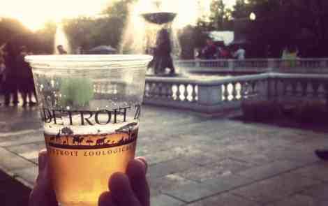 Brew Tour: Zoo Brew at the Detroit Zoo