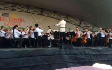 Picnic Pops in the Summer with Grand Rapids Symphony Orchestra