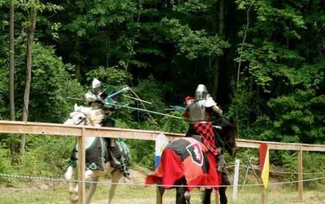 5 Things That Surprised Me at the Black Rock Medieval Fest