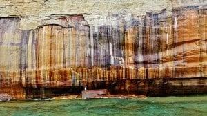 Kayak Pictured Rocks!