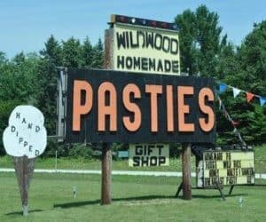 Wildwood Pasty Shop. Photo Courtesy of Wildwood Pasties