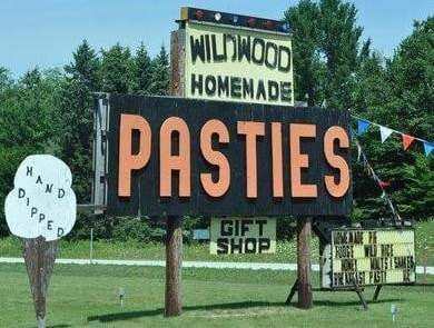 Pretty Awesome Pasties: Wildwood Pasties