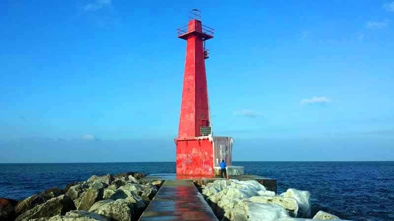 Beginning With a Lighthouse: Lake Michigan Road Trip