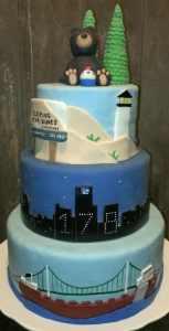 Sherri Cakes - Michigan Birthday Bakeoff