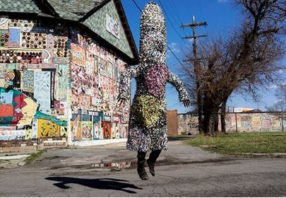 Nick Cave: Here Hear is here in Detroit