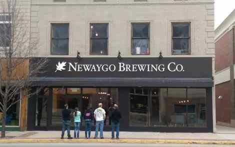 You Must Go To Newaygo Brewing Co., West Michigan's Newest Brewery