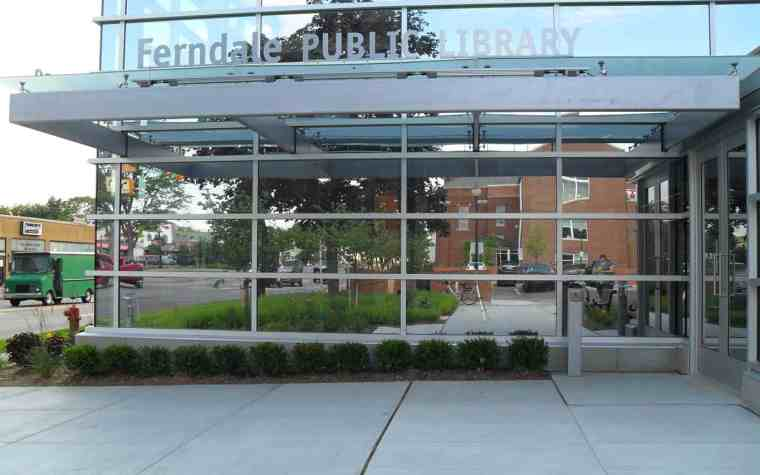 The Awesome Mitten-Ferndale Area District Library