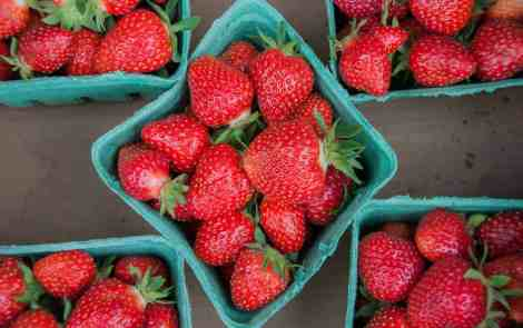 Three Magical Recipes for your Michigan Strawberries