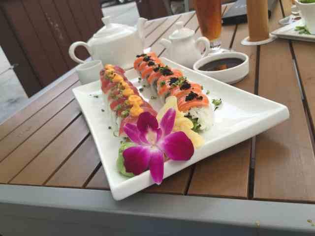 Midori Sushi - Mt Pleasant - The Awesome Mitten