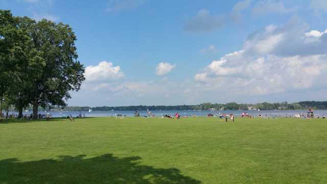 Lake Lansing - #MittenTrip Lansing - The Awesome Mitten