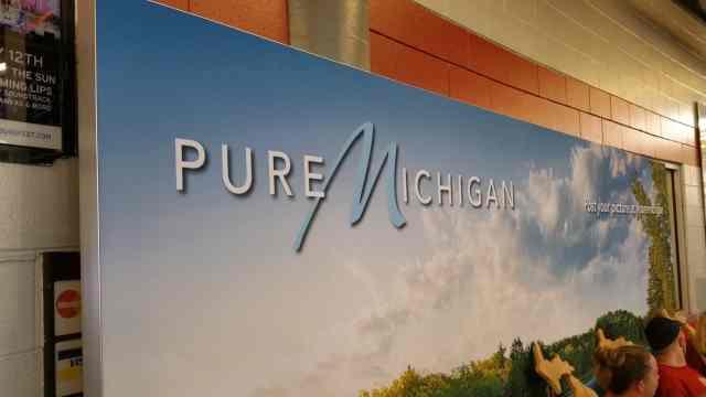 Lansing Lugnuts Pure Michigan night - #MittenTrip Lansing - The Awesome Mitten