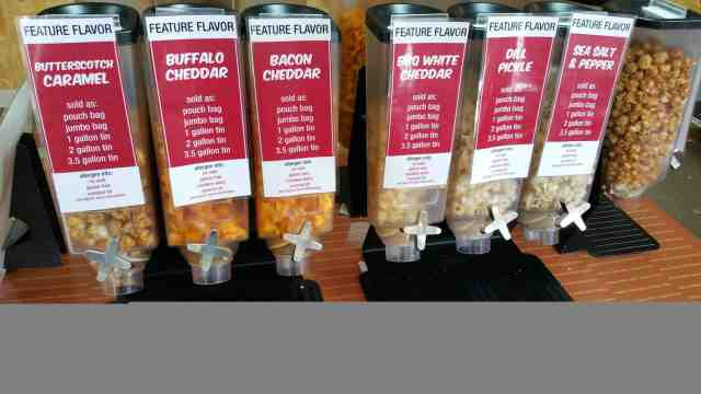 Cravings Popcorn - #MittenTrip Lansing - The Awesome Mitten