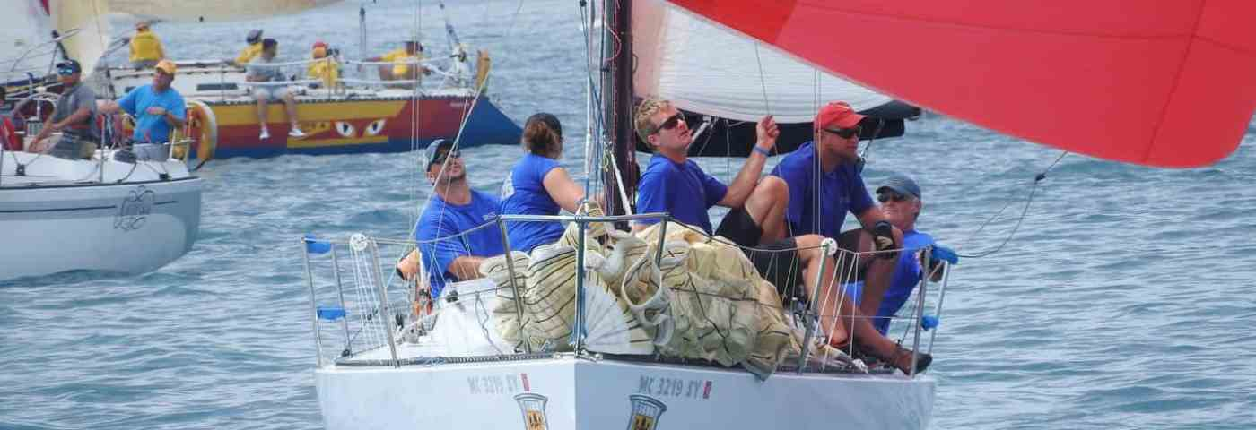 A First-Timer's Look at Bell's Bayview to Mackinac Yacht Race