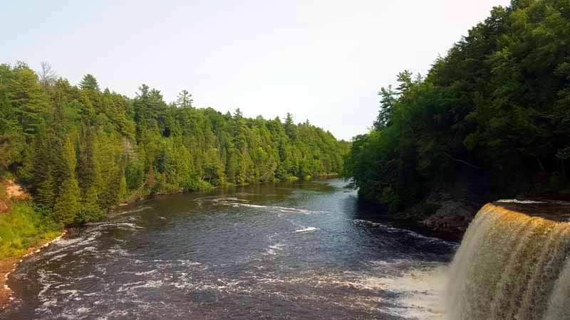 An Upper Peninsula Road Trip – The Tahquamenon Scenic Byway