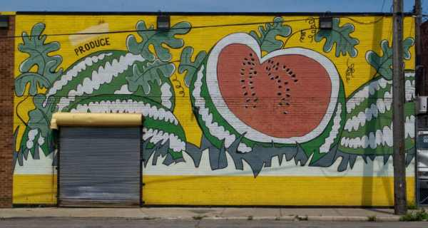Exploring Detroit Murals for a Free Art Show in the Motor City - Awesome Mitten