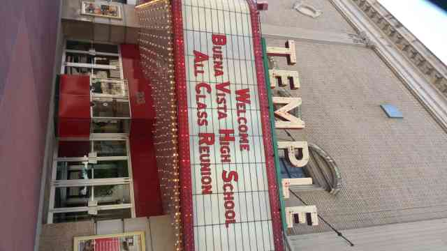 Temple Theater - #MittenTrip - Saginaw - The Awesome Mitten