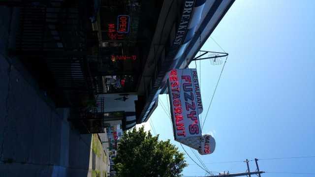 Fuzzy's Restaurant - #MittenTrip - Saginaw - The Awesome Mitten