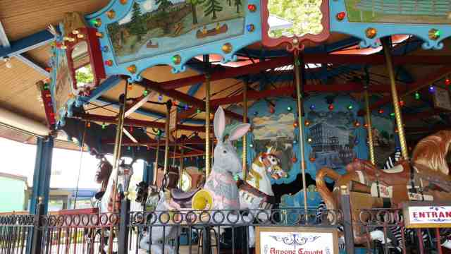 Carousel - #MittenTrip - Saginaw - The Awesome Mitten