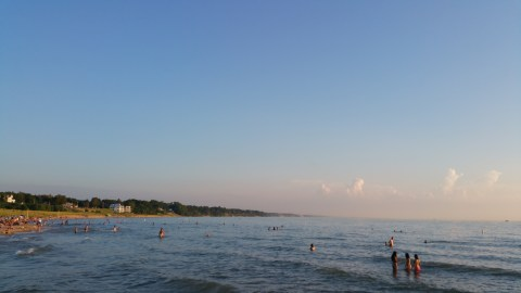 South Beach - #MittenTrip - South Haven - The Awesome Mitten