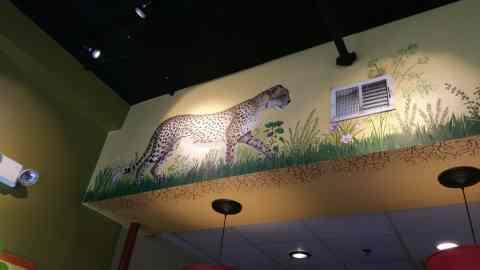 Electric Cheetah - #MittenTrip - Grand Rapids