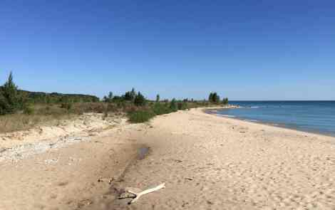 Survivor in Michigan: North Manitou Island