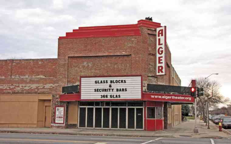 Alger Theater Detroit