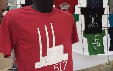 517 Shirts: Turning Iconic Michigan Landmarks into T-Shirt Biz