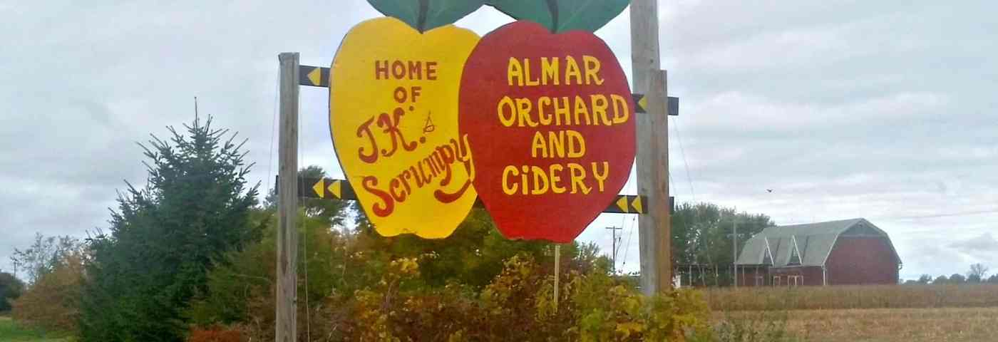 Experience Autumn In Mid Michigan At Almar Orchards