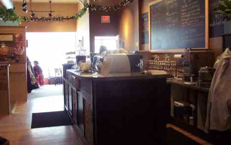 Mainstreet Beanery: Community Comfort in a Coffee Cup