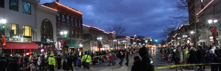 Making the Most of Lansing's Silver Bells in the City - Awesome Mitten