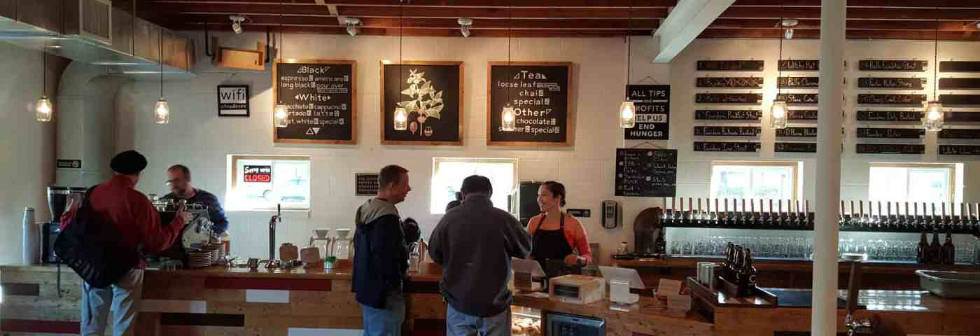 """Cultivate"" Change: Coffee for a Cause in Ypsilanti"