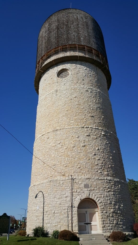 watertower - yspilanti - #mittentrip - the awesome mitten
