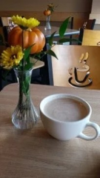 The comfort of home in a public space at Mainstreet Beanery in Zeeland, MI. Photo credit Katelyn Sandor