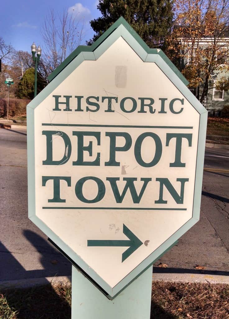 Ypsilanti #MittenTrip - Depot Town - The Awesome Mitten