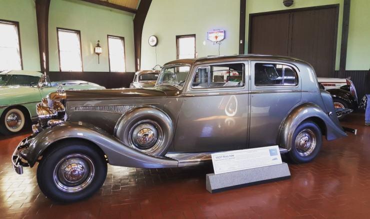1937 Railton Rippon Special Limousine - Awesome Mitten Kalamazoo #MittenTrip