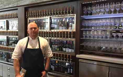 From Vault to Vino: Reserve Food & Wine Bar