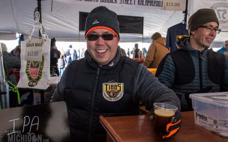 Winter Beer Fest - The Awesome Mitten