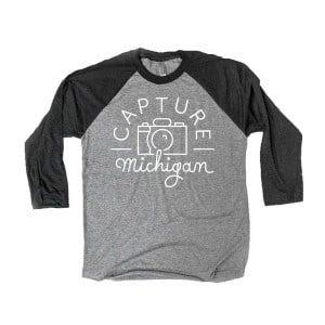 Tasker's favorite Capture Michigan design. Photo credit Ardent Ink.