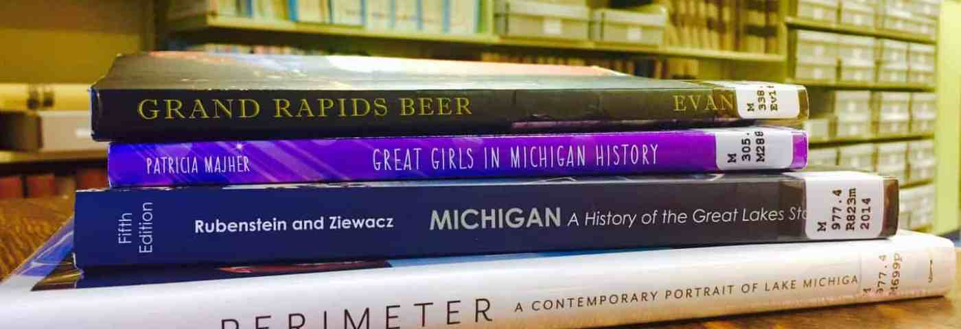 Michigan Books For National Reading Month