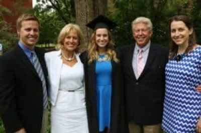 Ronda Stryker's Family