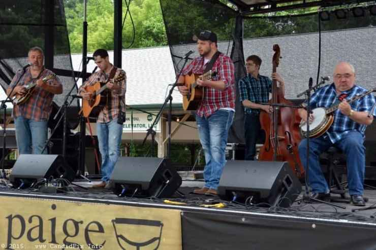 The Charlotte Bluegrass Festival has been hosting the best bluegrass from Michigan and beyond for 44 years. Photo courtesy of Bluegrass Today