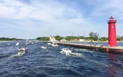 The Gateway to Great Lakes History: #MittenTrip Muskegon