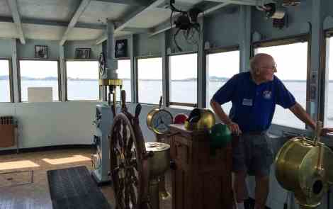 Your Host Afloat: Visiting the S.S. Milwaukee Clipper – #MittenTrip Muskegon