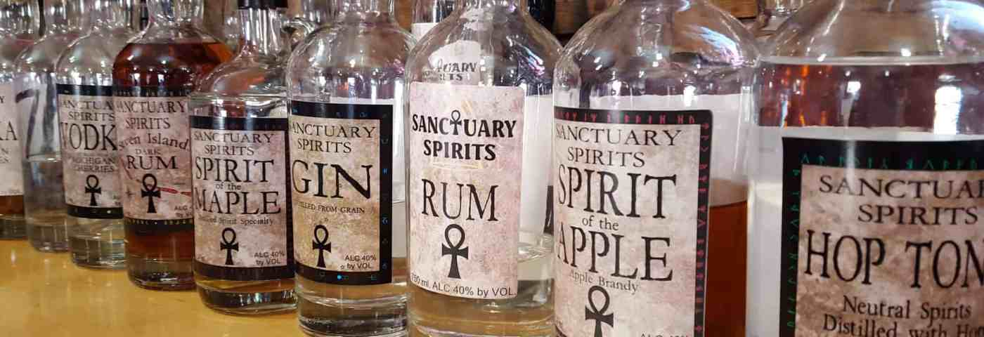 Find Sanctuary in Grand Ledge at Sanctuary Spirits and Brewery