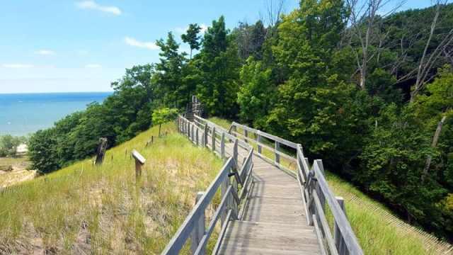 Lake Michigan Beaches Worth a Look on the West Side - North Ottawa Dunes, Ferrysburg, Grand Haven