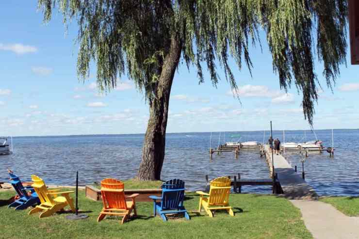 Houghton Lake - Limberlost - The Awesome Mitten #MittenTrip