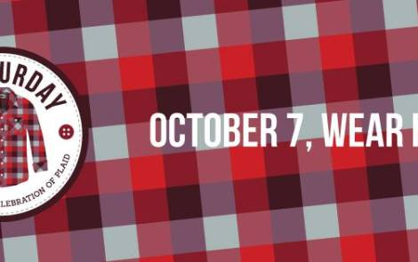 Celebrate Plaidurday on October 7th with Stormy Kromer!