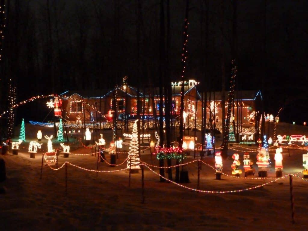 best michigan christmas light displays